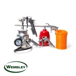 Kit para compresor 5 Piezas WEMBLEY