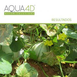 Instalación de sistema AQUA 4D Resultados