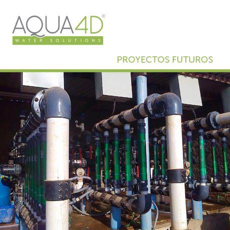 Instalación de sistema AQUA 4D Proyectos futuros