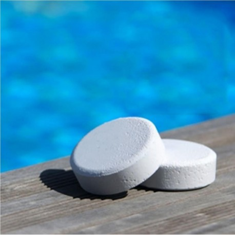 Cloro en pastilla biowat - Cloro en piscinas ...