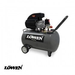 Compresor 100 lts. 3HP Lowen