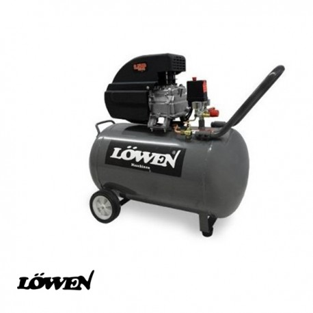 Compresor 100 lts 3 hp Lowen