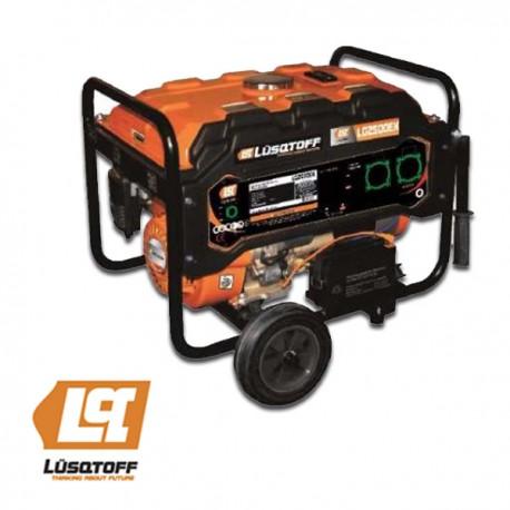 Generador 5.5hp con ruedas LUSQTOFF