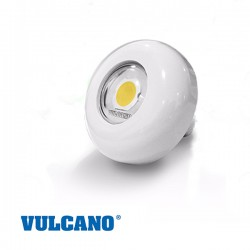 Power Led Blanco 9W VULCANO