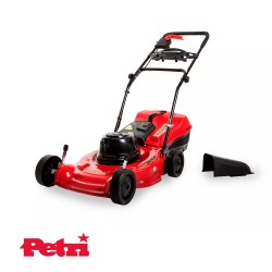 Segadora PETRI 2 hp con recolector c/regulador