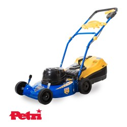 Segadora PETRI 3/4 hp con Recolector Boca